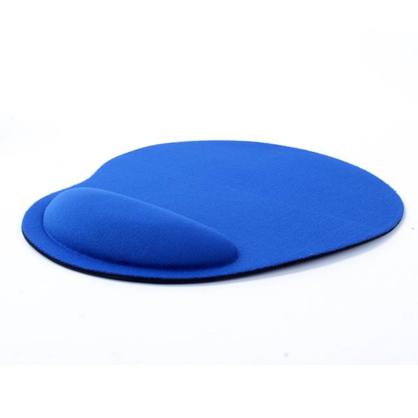 Mouse Mice Pad Black Blue Comfort Wrist Rest Support Mat Computer PC Laptop Mouse Pad