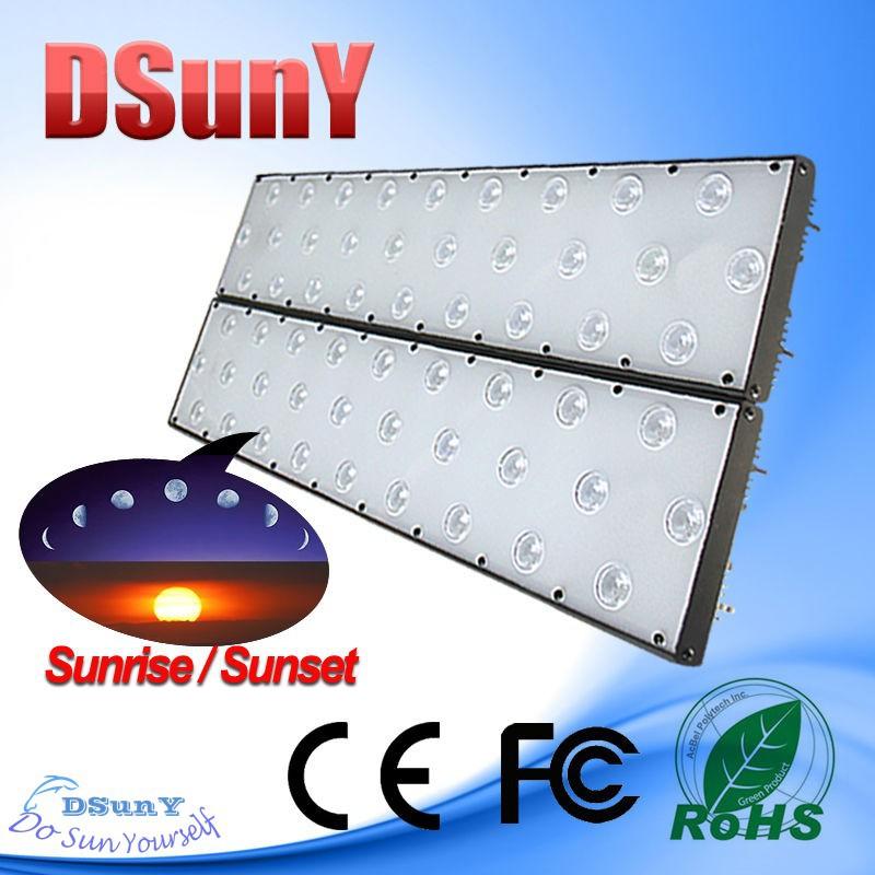 "60cm/24""/2ft programmable full spectrum led reef aquarium lighting,better than it2040 it2060(China (Mainland))"