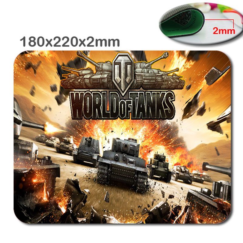 cool world of tanks mouse pad warships large pad to mouse computer mousepad wot Natural rubber gaming mouse mats to mouse gamer(China (Mainland))
