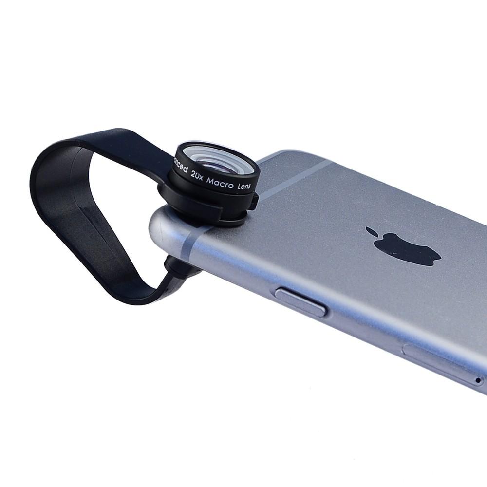 Yang Universal Fotografi Makro Lensa 20X Lensa Makro Yang