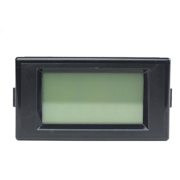 Ac Frequency Meter : Blue lcd digital ac frequency meter panel hz