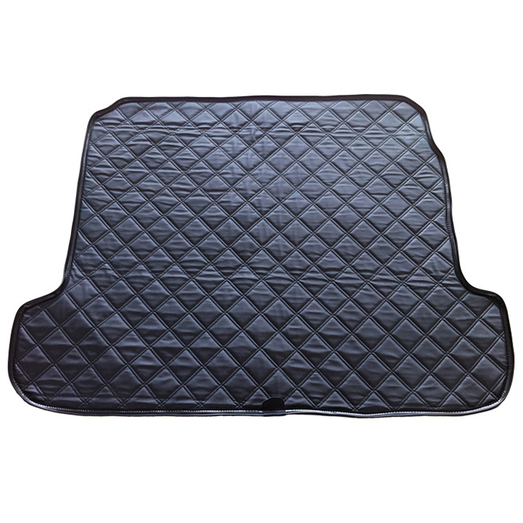 Free shipping for Renault Fluence trunk mat  Renault big leather trunk mat three-dimensional eco-friendly  waterproof mats<br><br>Aliexpress