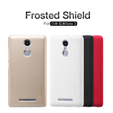 Buy xiaomi Redmi Note 3 Case NILLKIN Super Frosted Shield Hard Back Cover case XiaoMi Redmi Note 3 Pro screen protector for $7.57 in AliExpress store