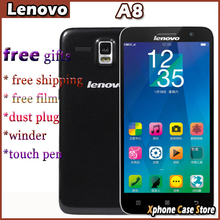 Original 4G Lenovo A8 / A806 / A808T 5.0'' RAM 2GB+ROM 16GB Android 4.4 MTK6590 Octa Core 1.7GHz FDD-LTE WCDMA GSM Mobile Phones(China (Mainland))