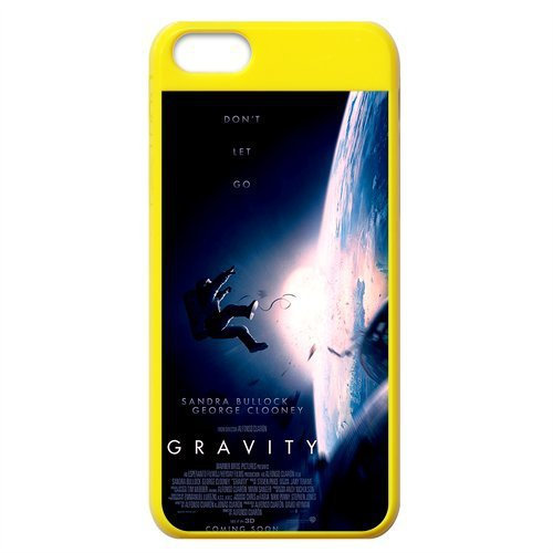 American Film Gravity For iPhone 5C case Phone Cases Droid Razr M(China (Mainland))