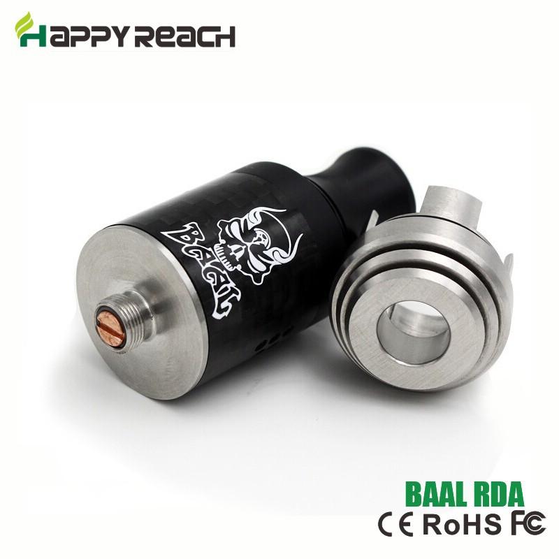 Здесь можно купить  10pcs Baal RDA Rebuildable Atomizer Dripping Vaporizer  Baal RDA  VS petri turbo rda fit 510 E Cigarette Mods  Бытовая электроника