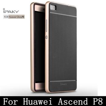 Etui plecki do Huawei P8 plastikowa ramka sylikon różne kolory