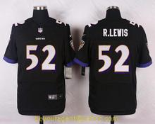 Men's free shiping A+++ quality Baltimore Ravens #52 Ray Lewis Elite,camouflage(China (Mainland))