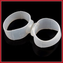 dealward 1 Pair Magnetic Toe Ring Fitness Slimming Loss Weight Save up to 50%
