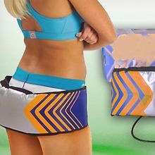 Sauna Massager Slimming Vibra Waist Lose Weight Belt Vibration Fat Burner Massaging Body And Exercising L3FE