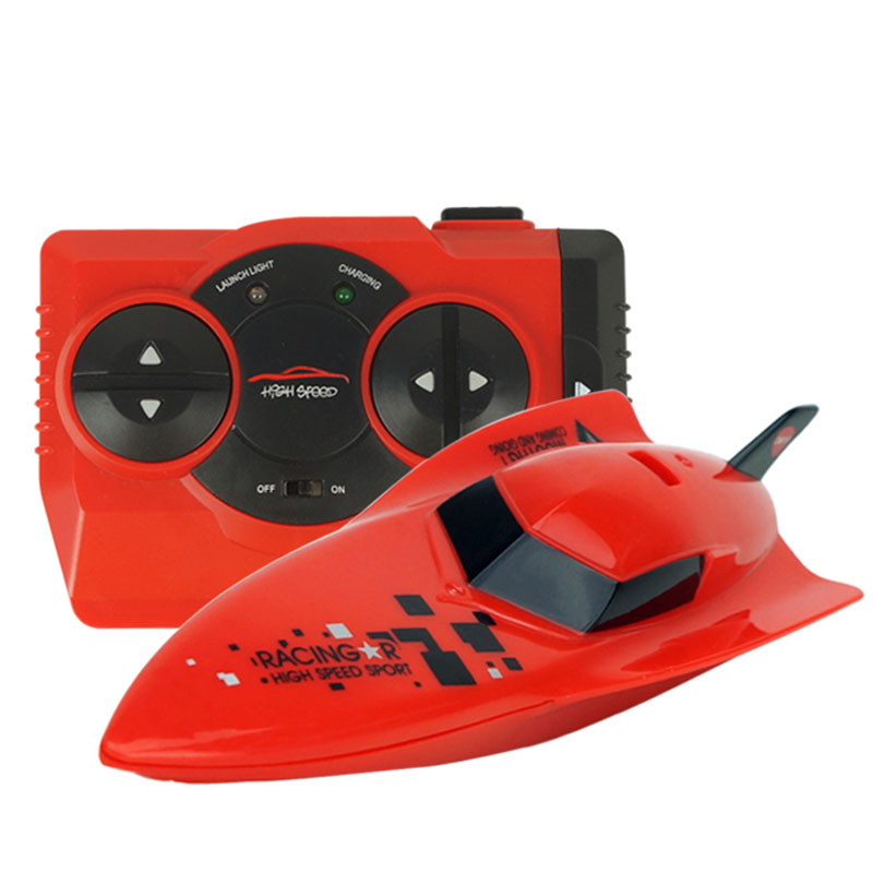 2.4G 4CH High Speed Radio Control Electric RC Racing Boat Speedboat Ship(China (Mainland))