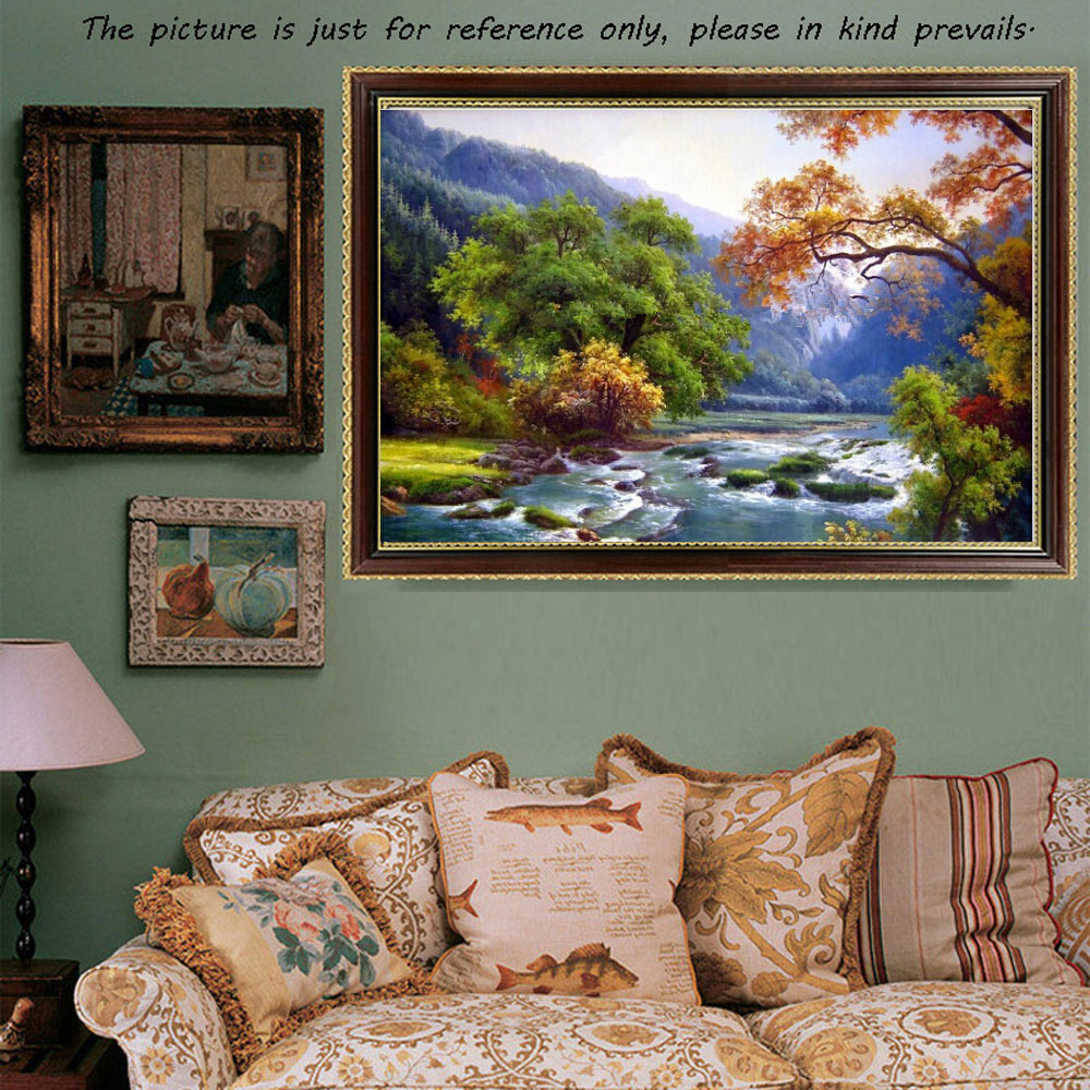 Paintings of Nature Scenes Painting Set Natural Scene