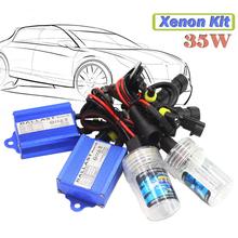 Buy 35W H1 HID XENON KIT Ballast + Bulb 3000K 4300K 5000K 6000K 8000K 10000K 12000K 15000K Car Headlight Fog Daytime Running Light for $23.78 in AliExpress store