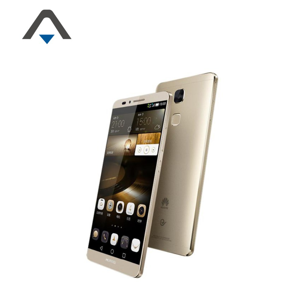 "Original HUAWEI Ascend Mate7 Hisilicon Octa Core 1.8GHz 6"" 1920x1080 Android 4.4 13MP Camera 3G RAM 64G ROM 4G LTE Smartphone(China (Mainland))"