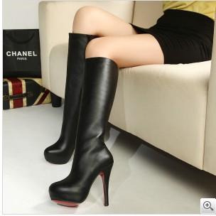high heel platform boots Gallery