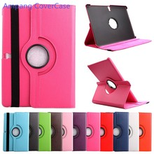 New 360 Rotating PU Leather Stand Case Cover For Samsung Galaxy Tab A 9.7″ SM-T550 Tablet