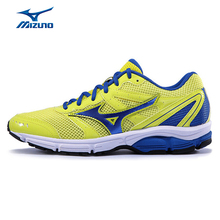 MIZUNO Sport Sneakers Men's Shoes WAVE IMPETUS 2 Running Shoes DMX Technology Cushioning Running Shoes J1GE141305 XYP227(China (Mainland))