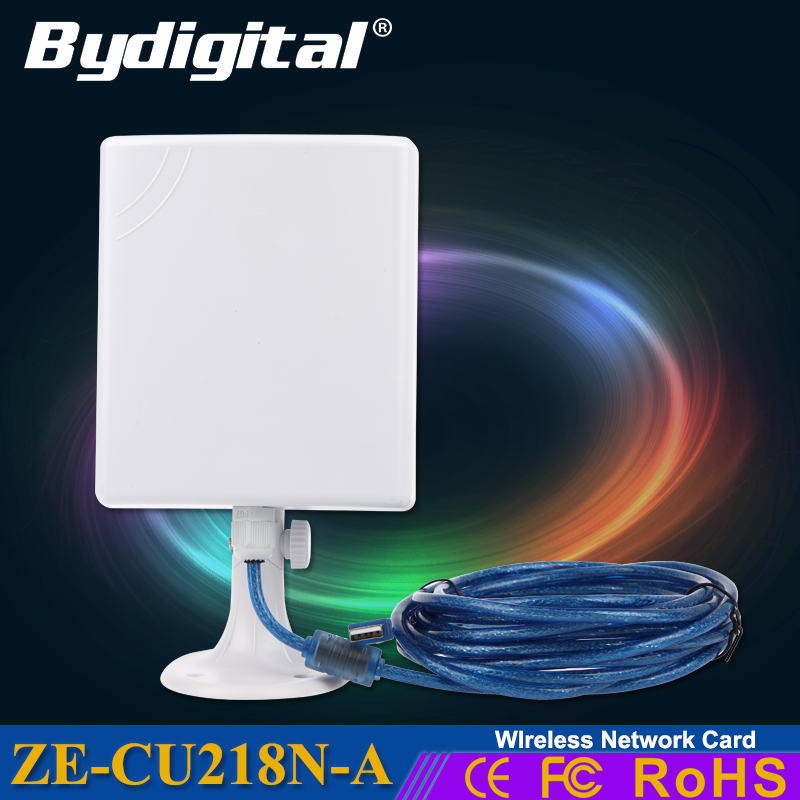 High quality wifi network card 14dBi USB wifi High Power wi-fi antenna 150Mbps usb ethernet adapter Mediatek RT3070 chipset(China (Mainland))