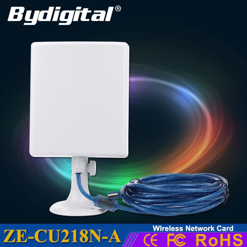 High quality wifi network card 14dBi USB wifi High Power wi-fi antenna 150Mbps usb ethernet adapter Mediatek RT3070 chipset(China (Mainland))