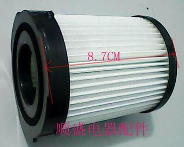 excellent vacuum cleaner filter hepa filter zw1300-6 zw1300-6s(China (Mainland))