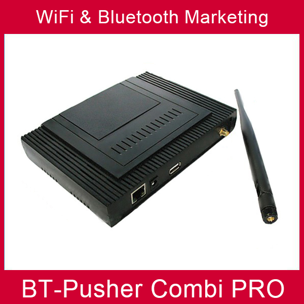 BT-Pusher wifi bluetooth mobiles proximity marketing device COMBI PRO can be used in Advertising Light Boxes(China (Mainland))