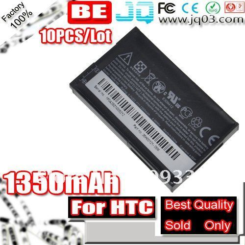 10PCS/Lot TWIN160 BA S380 Hero 100 130 300 A6262 A6288 GOOGLE G3 Droid Eris Legend G6 T-mobile G2 Battery AKKU Free Shipment(China (Mainland))