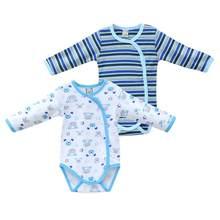 Meninos e Meninas 0-18 Meses Nascidos Bodysuits Newborn Primavera e Roupas de Outono Novo Estilo de Roupas de Natal(China)