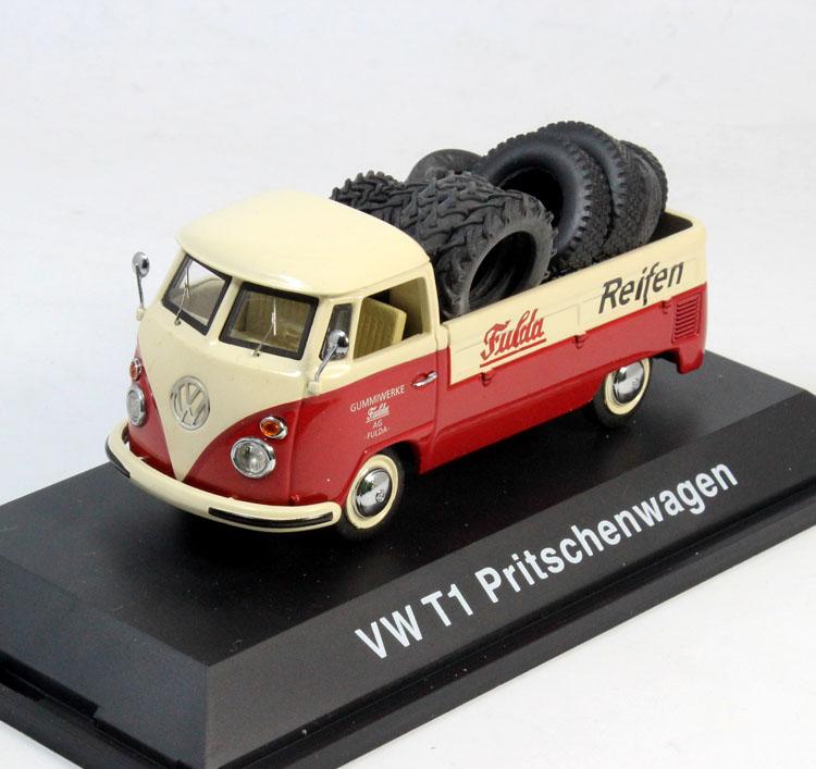 Shu Ke 1:43 T1 Volkswagen T2 schuco Volkswagen bus alloy car model VW<br><br>Aliexpress