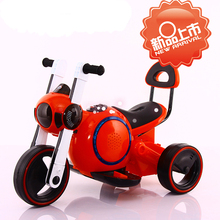 4 styles electric cars The latest music shine sprites space vehicles children tricycles children's electric cars(China (Mainland))