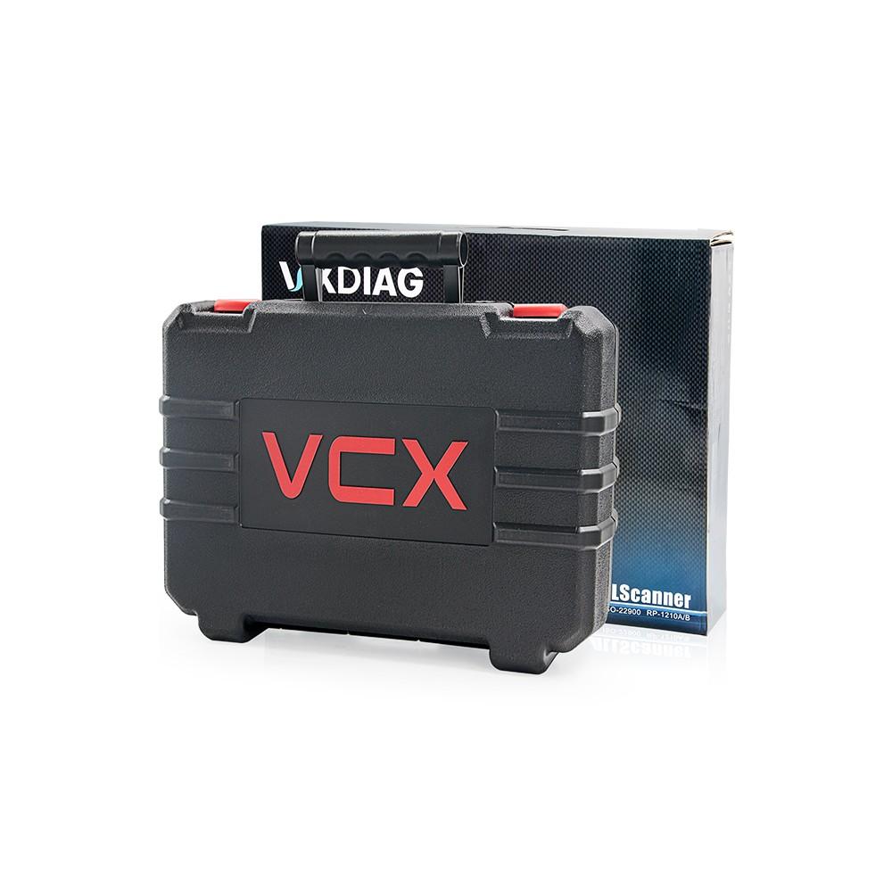 VXDIAG for SUBARU SSM-III VCX NANO Diagnostic Tool (10)