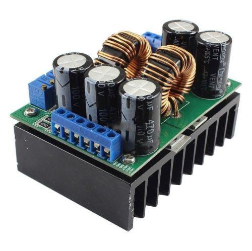 1200w 20a cc  cv boost converter dc 8v 60v to 12v 80v volt