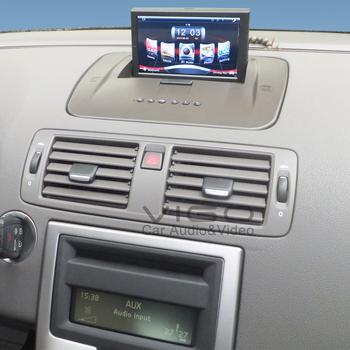 Car Stereo GPS Navigation for Volvo S40 C30 C70 Auto Radio DVD Player Multimedia Headunit Sat Nav Navi Autoradio Bluetooth A2DP
