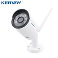 Kervay Wifi IP Camera 720P HD Waterproof Onvif Camera With IR Night Vision Function Outdoor 1