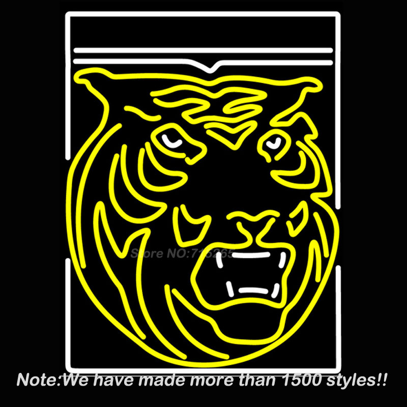 Colorado College Tigers Primary Neon Sign Neon Bulbs Store Display Real Glass Tube Handcrafted Art Design Advertising 24x20(China (Mainland))