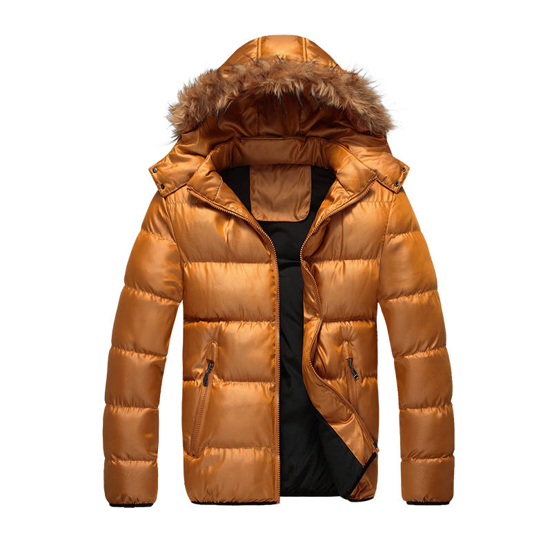 free shipping men s parka down cotton coat winter outerwear male models picture. Black Bedroom Furniture Sets. Home Design Ideas