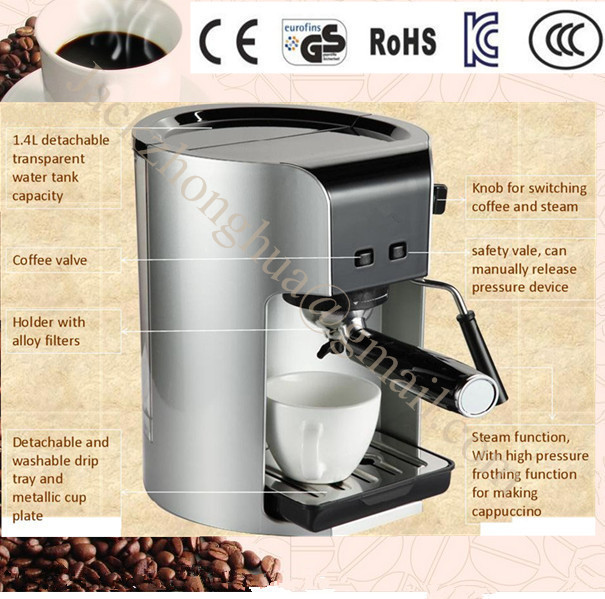 Power pod capsule coffee maker-in Coffee Makers from Home Improvement on Aliexpress.com ...