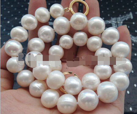 Very Fine nanJ0697 natural white round freshwater pearl<br><br>Aliexpress