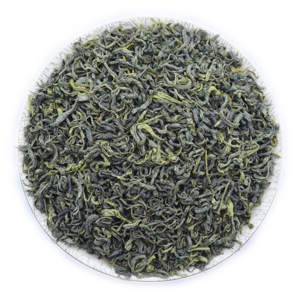 free shipping Yamaga green tea alpine mountain spring Wuyuan tribute tea tea 100 g buy four