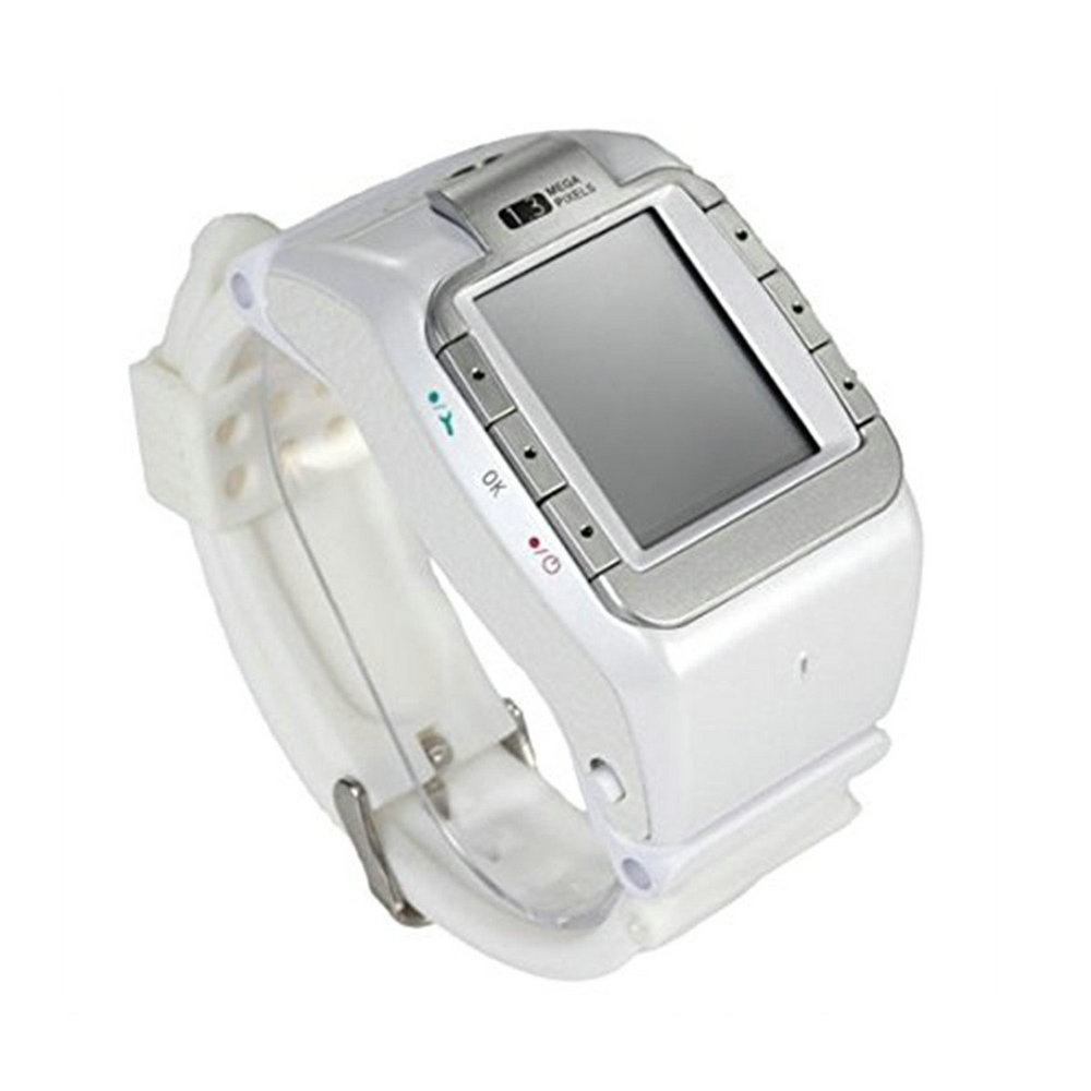 White unlocked N388 Watch phone camera touch screen SIM card Bluetooth watch mobile phone sport watch phone can make calls(China (Mainland))