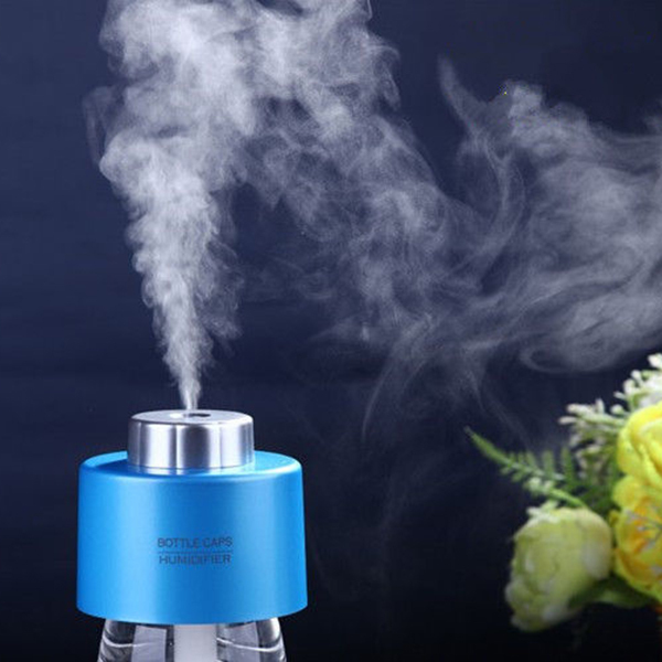 Fashion Amazing Water Bottle USB Humidifier Purifier Steam Air Mist Diffuser(China (Mainland))