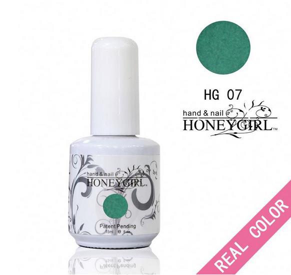 factory wholesale china sweet colors uv led gel glaze nail polish cure nail lacquer gel soak off uv gel polish by free shipping(China (Mainland))