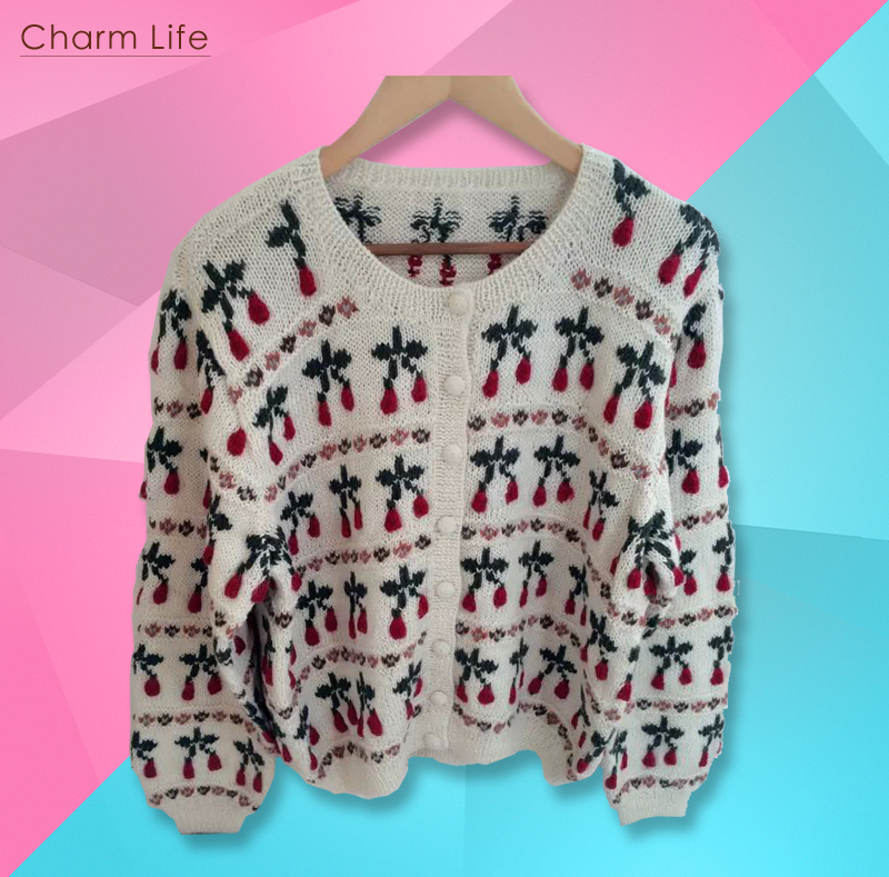 Aaa Designer Clothes From Wholesale In China Dot Pattern Designed Wool