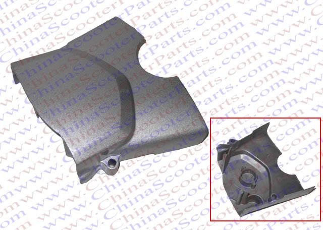 Engine Sprocket Side Cover 50CC 70CC 90CC 110CC 125CC 140CC 150CC Dirt Pit Bike ATV Parts(China (Mainland))