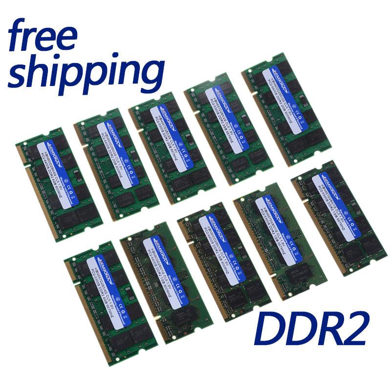 LAPTOP  DDR2 1G 2G 4G 533 667 800MHZ