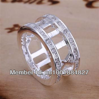 size 6 10 free shipping wholesale lots 926 silver jewelry