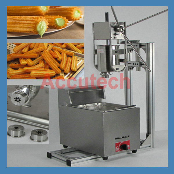 automatic churros machine in other machinery from industry business on. Black Bedroom Furniture Sets. Home Design Ideas