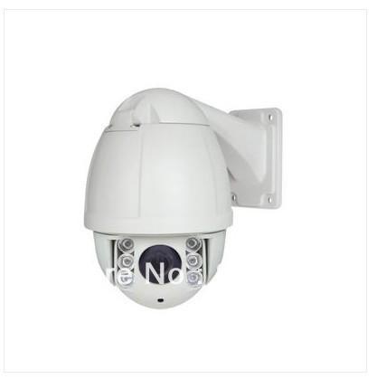 NEW 4.5 Inch HD 700TVL Effio-e Sony CCD 10X Optical ZOOM CCTV Security High Speed PTZ Dome Camera IR Infared Outdoor camera