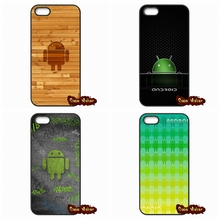 Funny Android Robot Logo Case Cover Huawei Ascend P6 P7 P8 P9 Lite Mate 8 Honor 3C 4C 5C 6 7 4X 5X G8 Plus - The End Phone Cases store