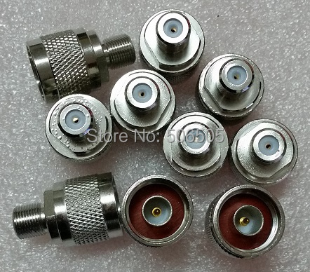 Гаджет  10pcs/lot N-Type N Male Plug to F Female Jack RF Coaxial Adapter Connector Free shipping None Электротехническое оборудование и материалы