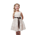 Girls Dress 2016 Summer 2 9T Lace Dresses For Girl Kids Clothes Cotton Christmas dress Party